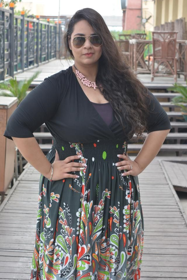 Plus Size Clothing in India is still not a big thing, and people like me who believe that fashion comes in all sizes ar…