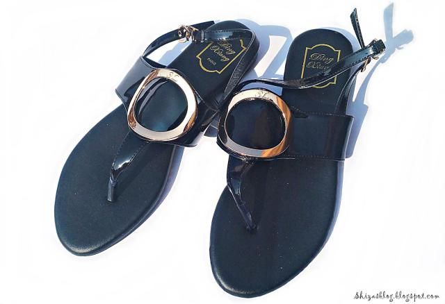 Pretty sandals from