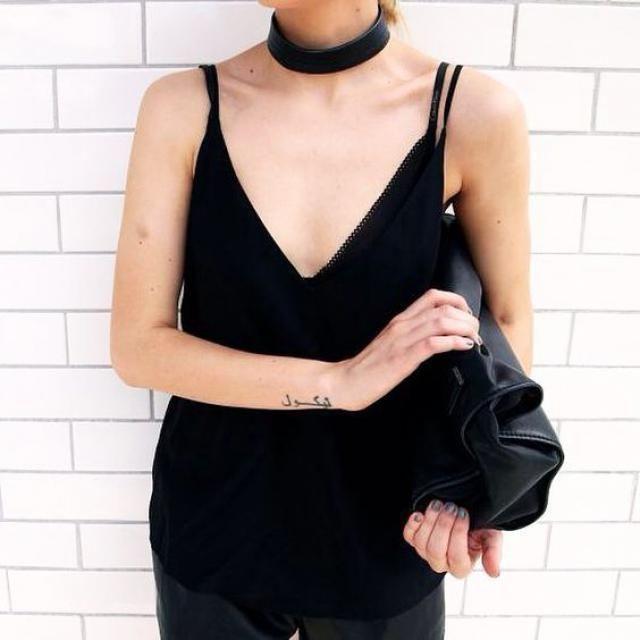 Black combination