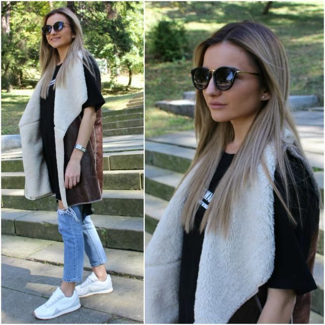 In love with this coat and shirt! Zaful is great site where you can buy amazing items! Love Zaful!