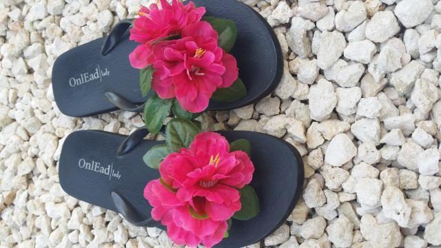 My favourite handmade flip flops!!