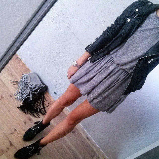 comfy and chic <3
