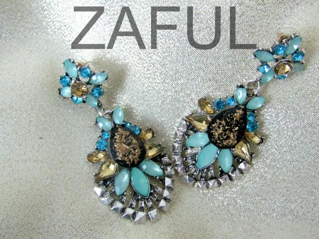 When the earrings are beautiful!  # Zmesday00