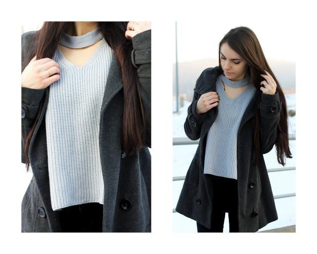 Love this sweater!  kkeyou.blogspot.com sweterek @zaful
