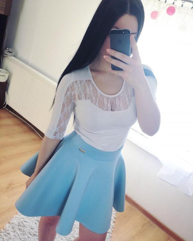 white & blue :)
