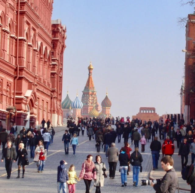 I want to go to Moscow<3