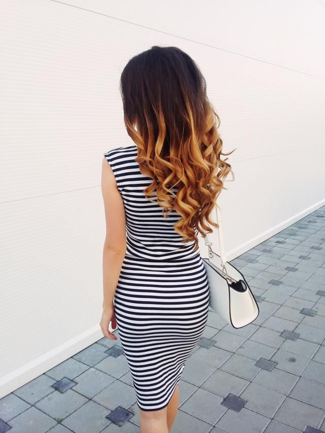I think this dress is perfect for summer. On the ZAFUL site you can find great clothes with stripes.