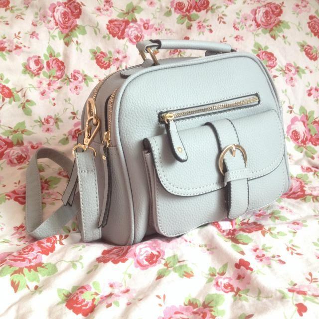 Gray bag :)