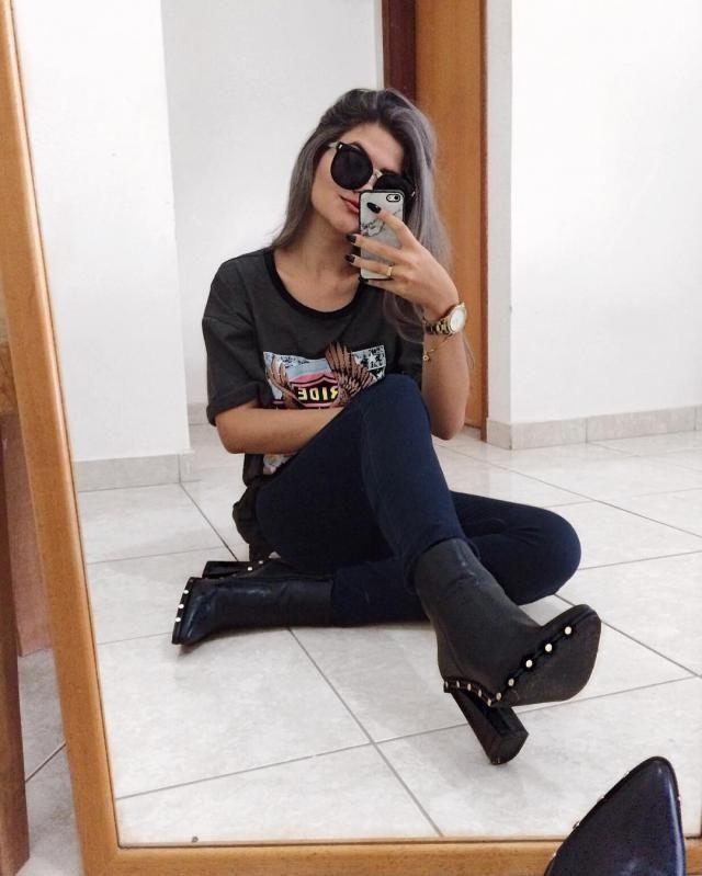 ♥ - @sarahteiixeira ()