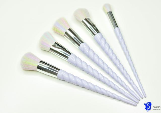 Unicorn brushes <3