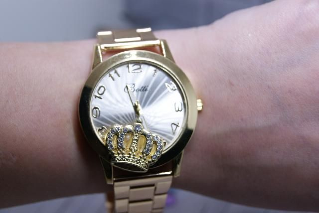 Awww I love this watch !!! <3 I'ts SOOO beauty! <3