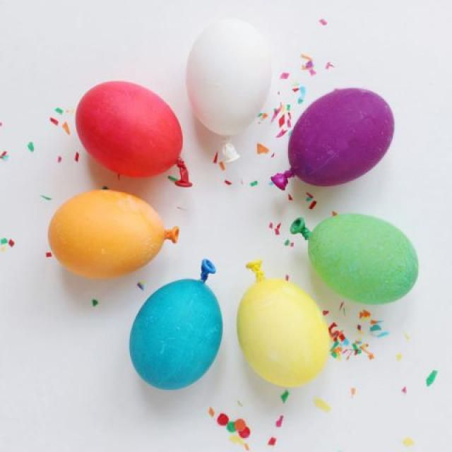 Happy Easter everyone!  Let's celebrate with some eggs... :D