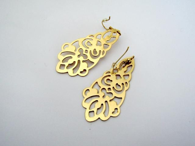 Princess earrings with great quality, loving!