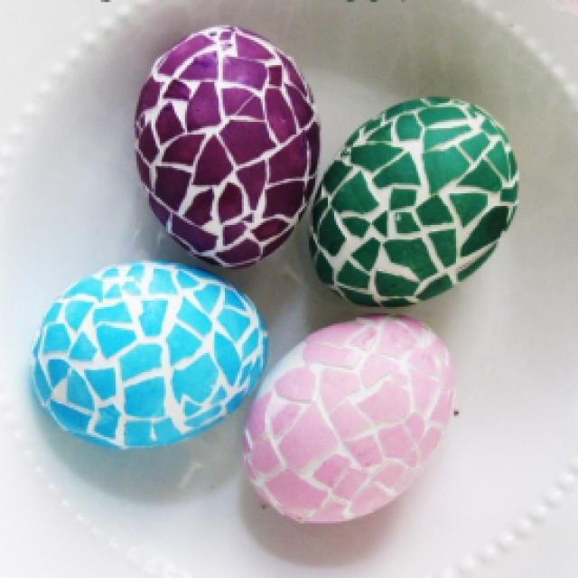 This little cuties look amazing!!! Like Eggs of baby dinosaurs... so cute!! Happy Easter everyone :)