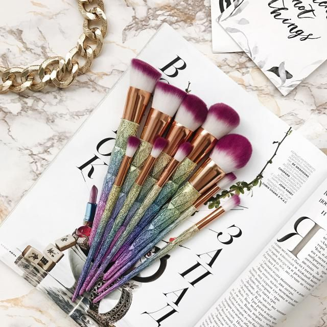 Must-Have Brushes.
