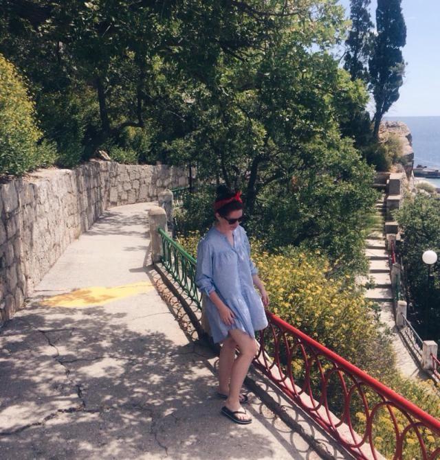 My  in Crimea