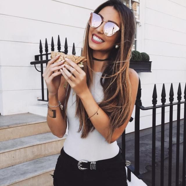 In love with this sunglasses! what do you think?  let me know in the comments!♥♥♥♥♥♥♥♥♥♥                   …