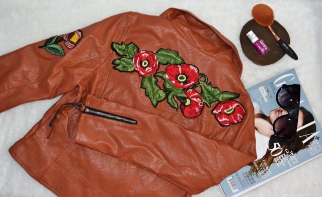 Leather jacket    http://www.ivanasdiary.com/2017/05/review-kozna-jakna-sa-aplikacijama-sajt.html