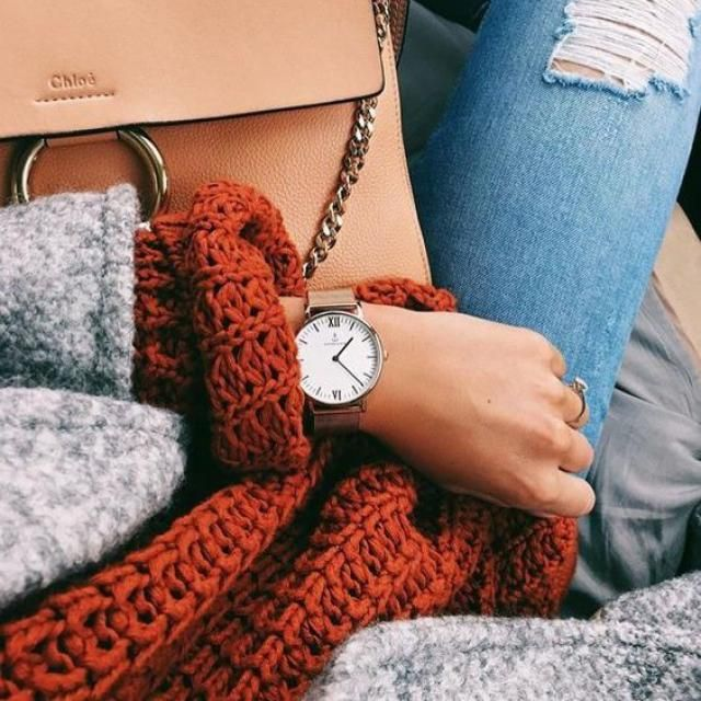 The only real luxury is time. You can't get time back.