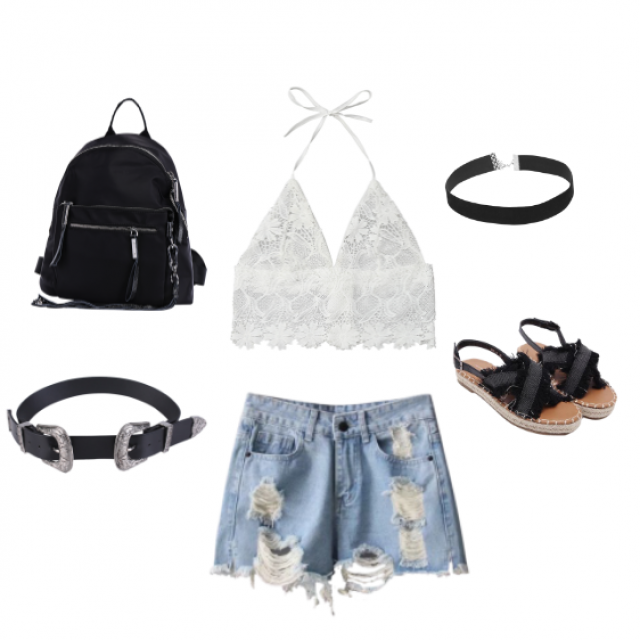 The perfect summer look!