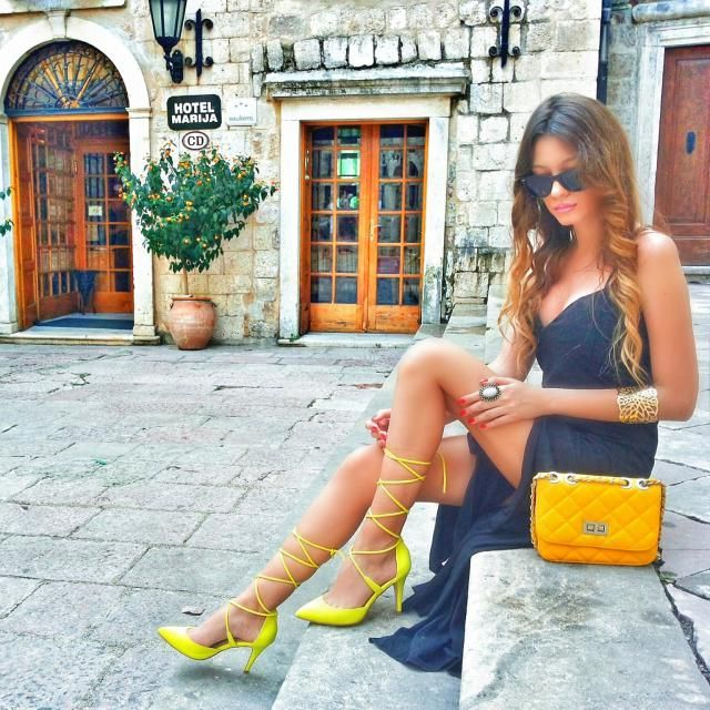 IG: tijamomcilovic   dress