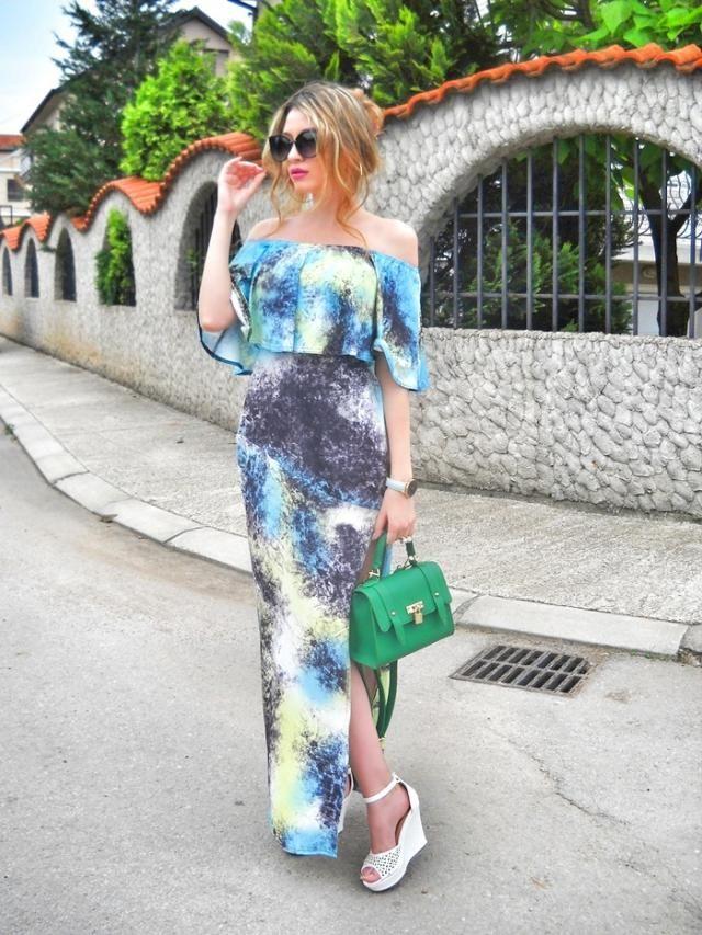 My post http://itsmetijana.blogspot.rs/2017/06/off-shoulder-maxi-dress.html