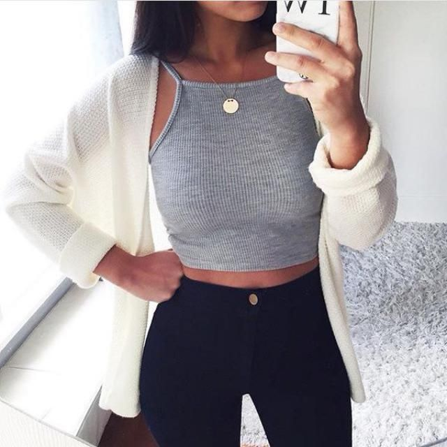 Beautiful halter top! do you like it? let me know in the comments!♥♥♥♥♥♥♥♥♥♥                             …