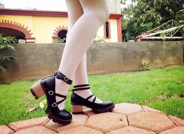 Me encanta el calzado de Zaful