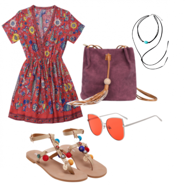 # Nice Style # dress
