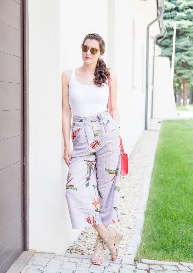 Today's Outfit Of The ZAFUL featured by Viki Kacmarova (Fashion Blogger from Slovak). What do you think about this loo…