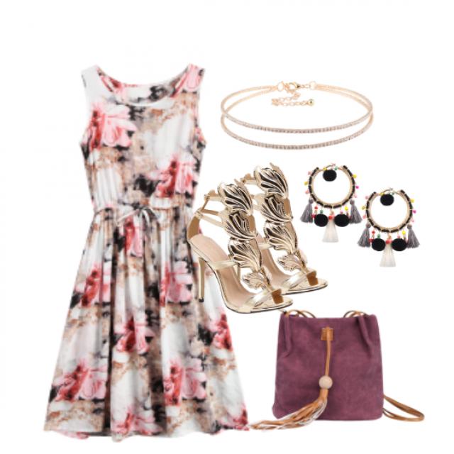 //Beautiful dress//