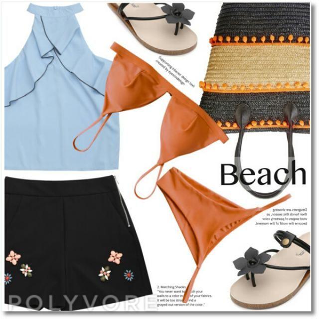 # bikini # summerlook