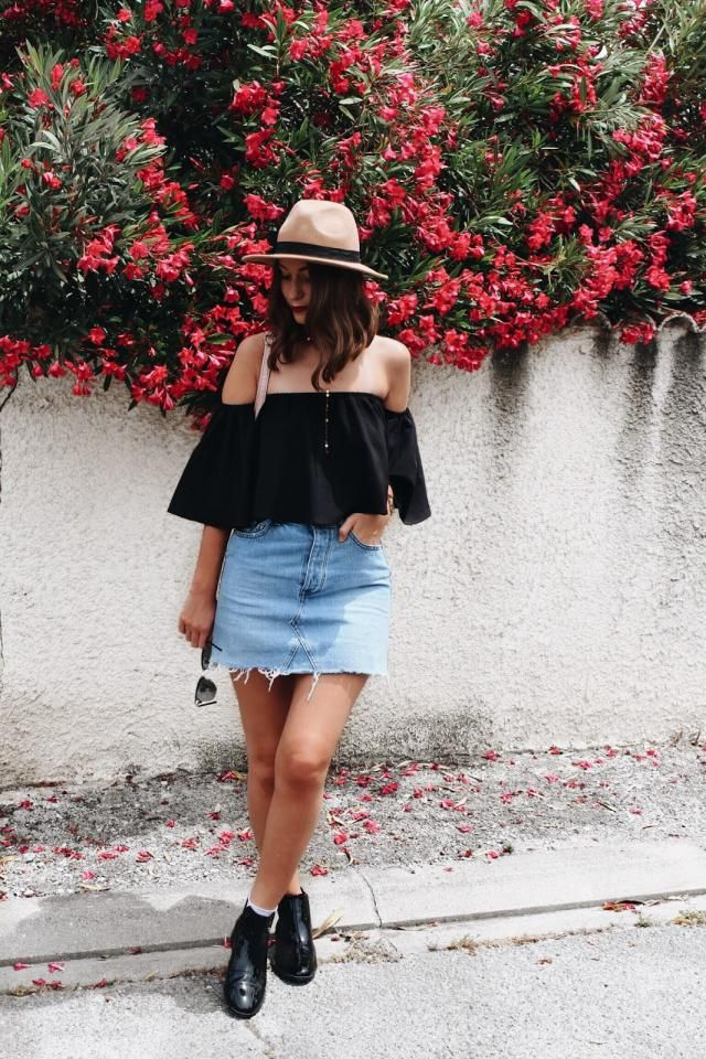Today's Outfit Of The ZAFUL featured by Marion (Fashion Blogger from France). What do you think about this look?  Tel…