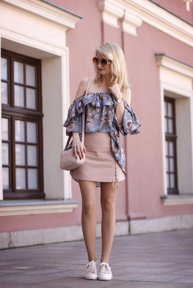 Today's Outfit Of The ZAFUL featured by Daria Darenia (Fashion Blogger from Poland).
