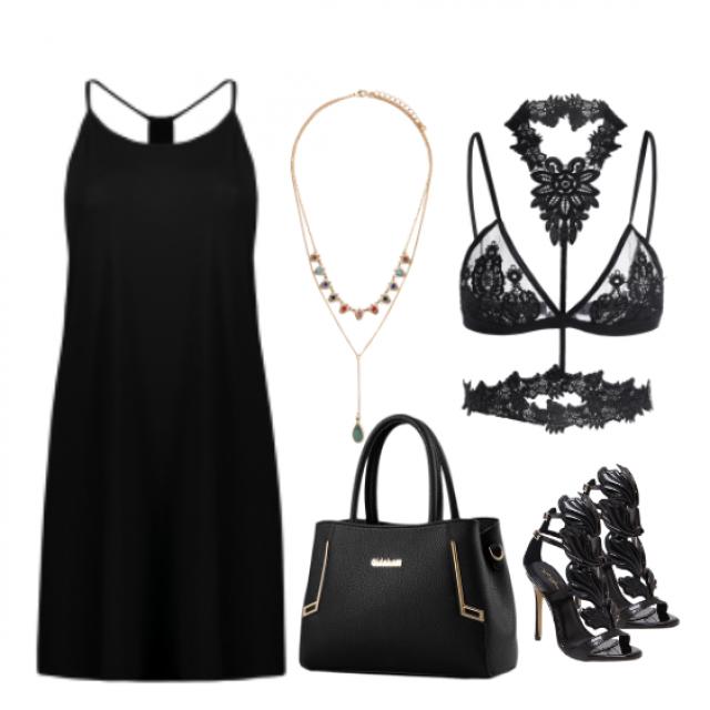 //I love black//