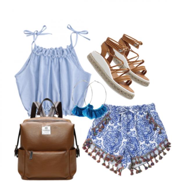 //I love blue//