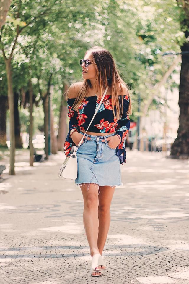 Today's Outfit Of The ZAFUL featured by Mariana (Fashion Blogger from Portugal).