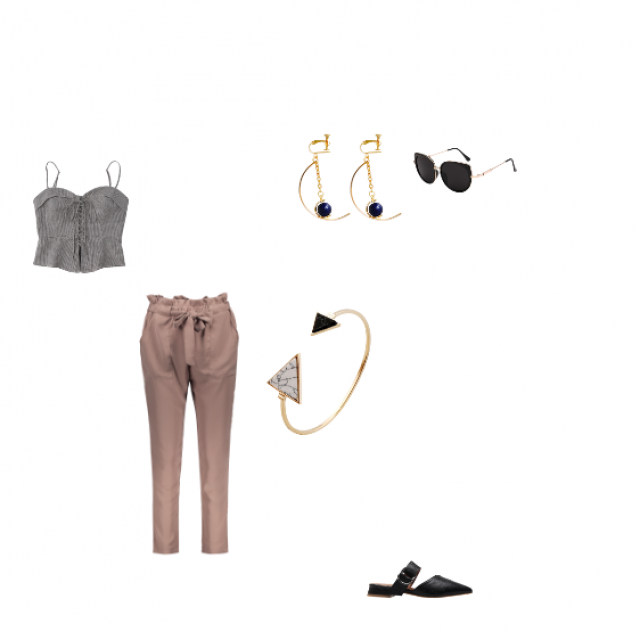 Currently dying for beige! these pants oh my!