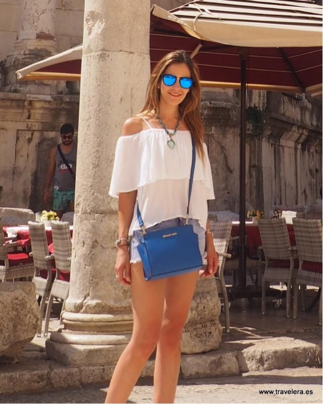 Sunglasses - Blue  shooping fashion me#