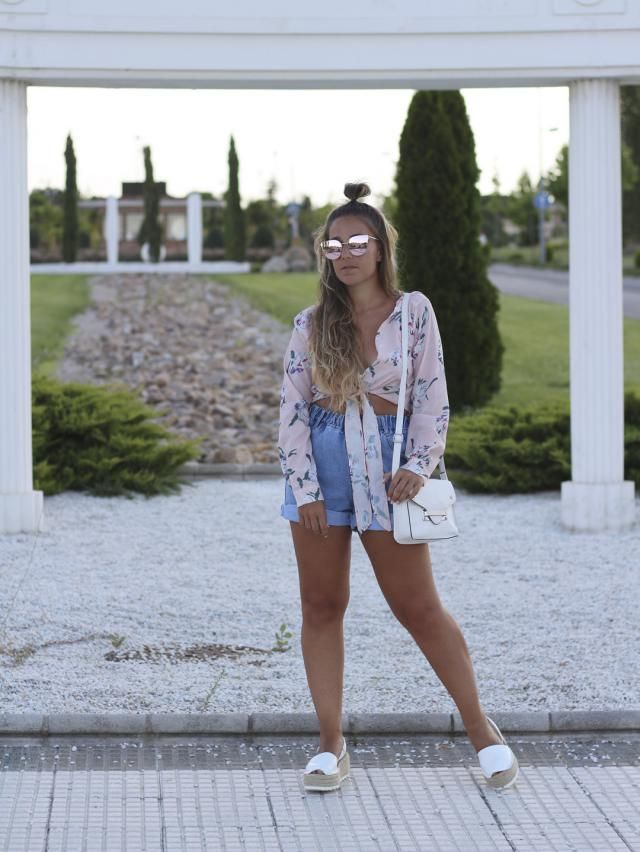 Today's Outfit Of The ZAFUL featured by Claudia Villanueva (Fashion Blogger from Spain).