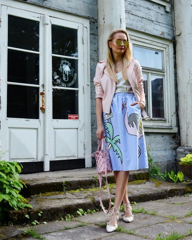 Today's Outfit Of The ZAFUL featured by Madara Lieciniece (Fashion Blogger from Latvia). What do you think about this …