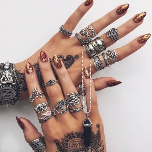 Beautiful rings! do you like it? let me know in the comments!❤️❤️❤️❤️❤️❤️❤️❤️❤️                      …