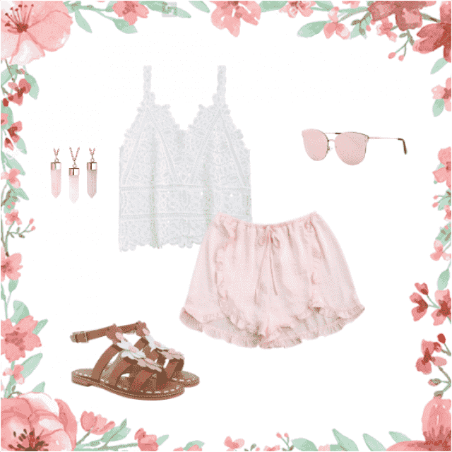 rock the summer with this cute look for any occasion!