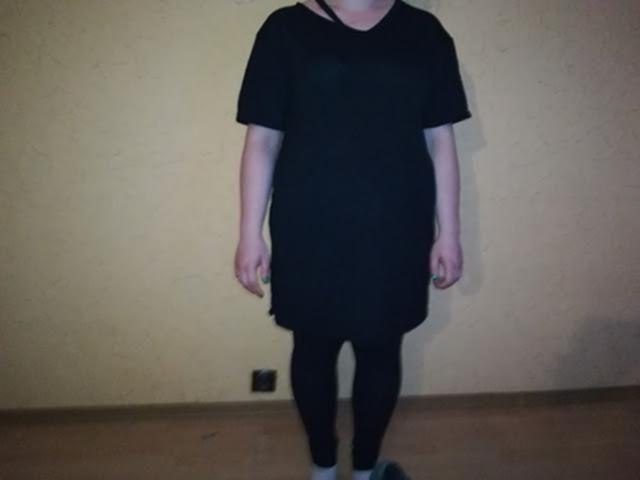 dluższa bluzka