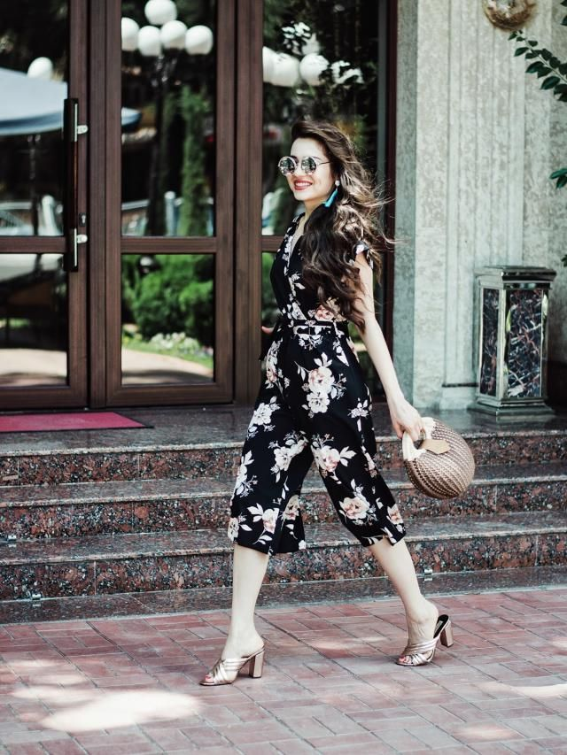 Today's Outfit Of The ZAFUL featured by Diyora Beta  (Fashion Blogger from Uzbekistan) What do you think about this l…