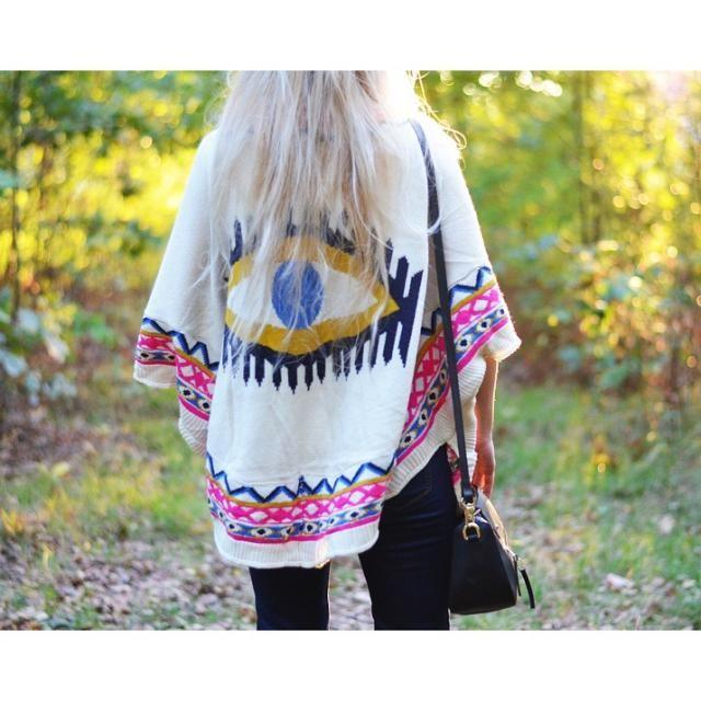 zaful sweater   www.anetaaneta.pl