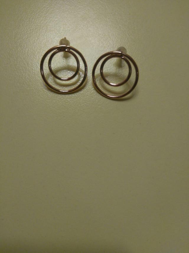 Minimal Earrings.