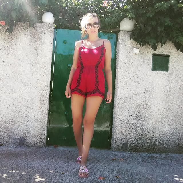 Check out alexlovesa.blogspot.com for more zaful outfit ideas, or @alexlovesablog on instagram. I love this playsuit, i…