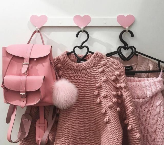 I love pink, it's so girly!