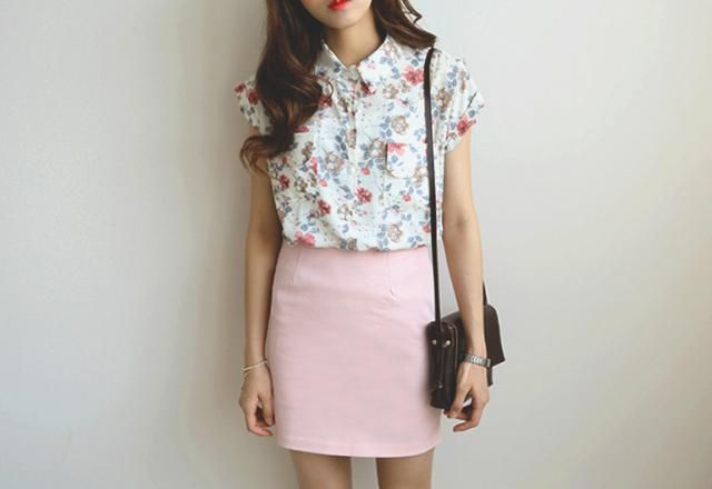 Lovely Girly Outfit